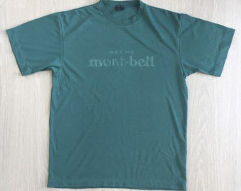 Mont-Bell Made In Japan T-Shirt