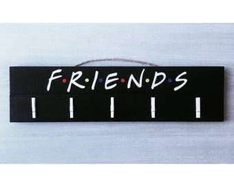 Friends Tv Show Fan / F.R.I.E.N.D.S / Friends Show Decor / Friends Show Gift / Photo Clip Board / Photo Clip holder / Friends Sitcom