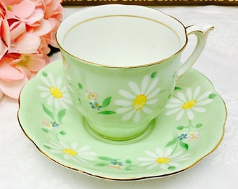 Bell China teacup and saucer.