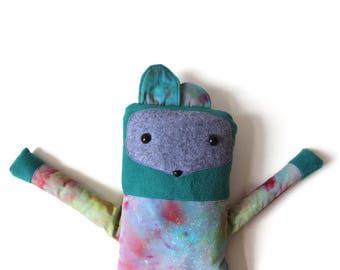 "handmade stuffed mouse ""Bianca"""