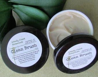 Brush Cleaner, Makeup Brush Cleaner, Natural Brush Soap