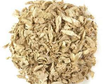 Organic Ginger Root (Herb)