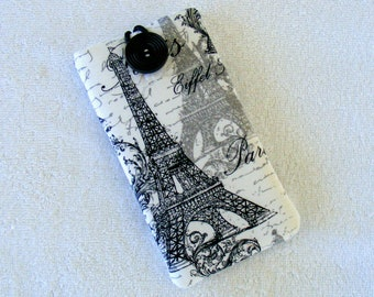 "IPhone Case, IPhone 6 Case, IPhone 7 Cover, Paris Print,  IPhone 6 Cover, Cell Phone Case, Cell Phone Cover, IPhone 7 Case, 6 1/2""  x 3 1/2"""
