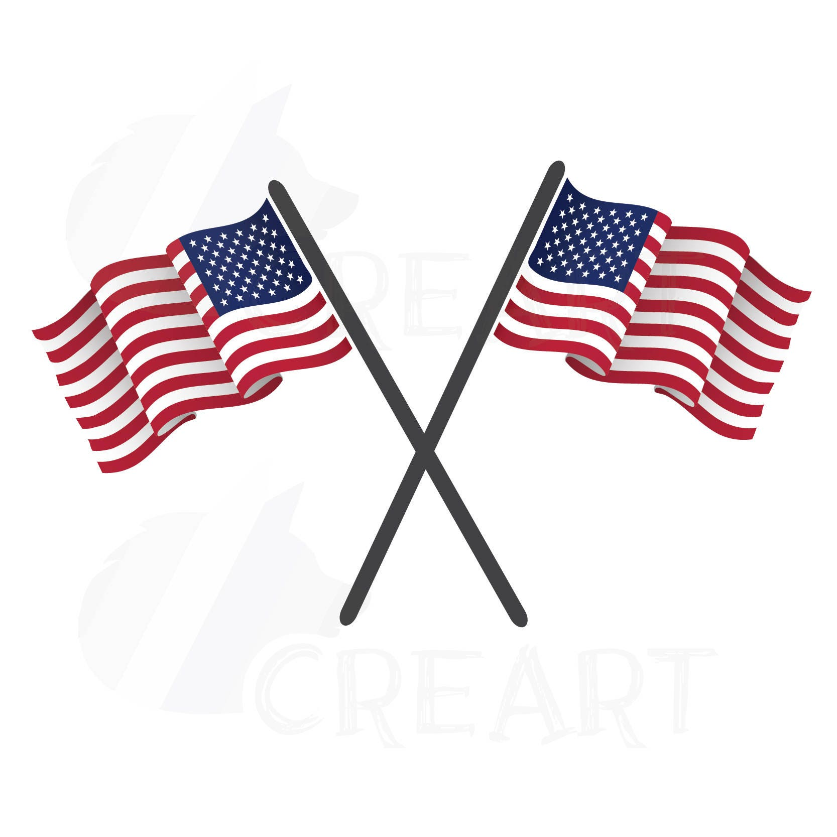 Usa symbols clipart collection for national holydays and 4th of this is a digital file biocorpaavc