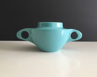 Vintage Maplex Melmac Sugar Bowl