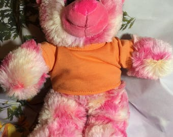 Fizzy The Bear Singing Stuffed Animal