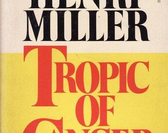 Henry Miller Tropic of Cancer Literatur Writer