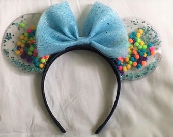 Up Inspired Minnie Mouse Ears
