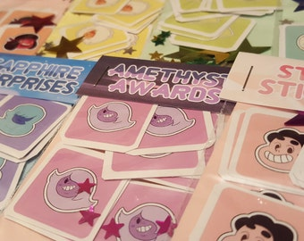 Sticker Packs - Steven Universe