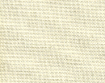 "32 Count Cream Linen by Zweigart - Half Yard  (36"" x 27"") #77"