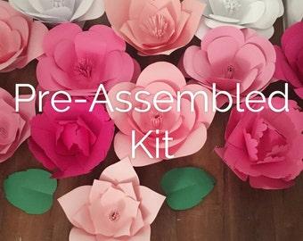 Pre-Assembled Kit