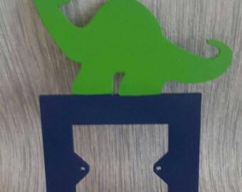 Dinosaur light switch cover