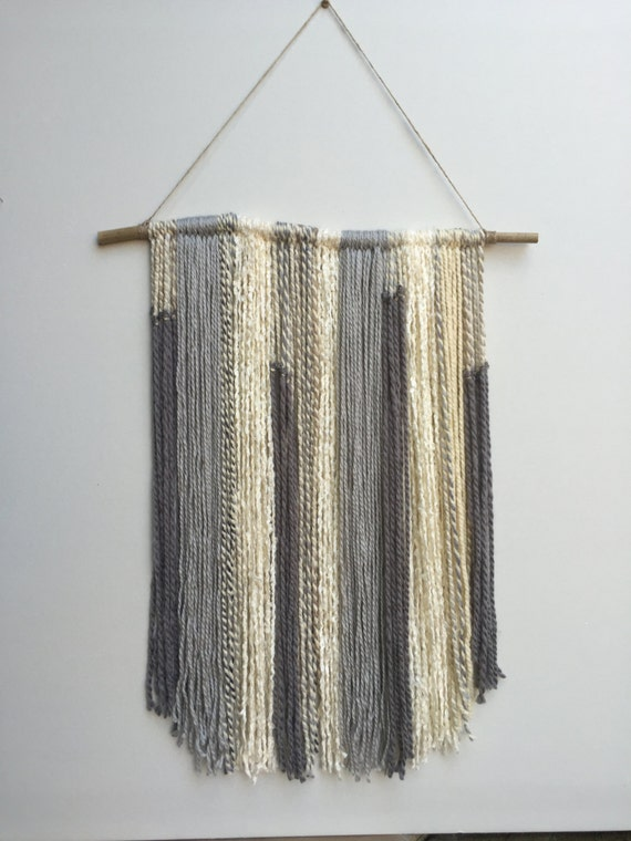 bamboo sticks decor with Yarn Wall Hanging Boho Decor Yarn on 33 Bamboo Decoration Ideas For A Home With Oriental Flair further How To Create A Paradise Balcony Garden as well Pencil Holder With Popsicle Sticks in addition Dry Craft Bamboo bundles likewise Skewer Sticks 25 S.