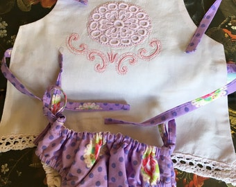 Baby beachwear