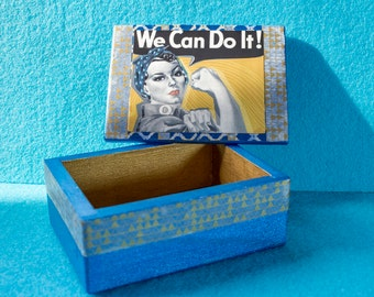 Rosie he Riveter Box