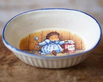 Mini Hedgehog Jam Dish