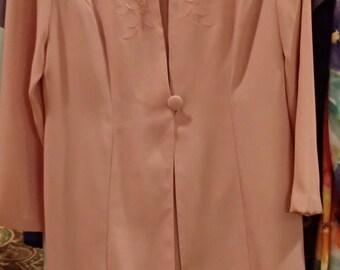 Vintage Periwinkle Brand Coat Dress