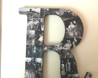 "8"" Custom  Photo Collage"