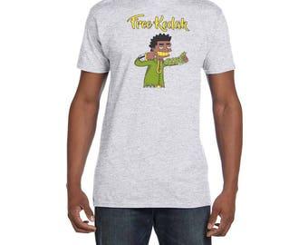 Free Kodak Black T Shirt Hip Hop Music Tee Rapper T-Shirt Project Baby Pac New Short Sleeve Tee Shirt Trap Music