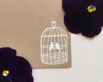 Embossed Note Cards, Flat Note Cards, Stationery Set