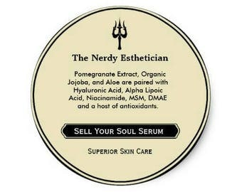 Sell Your Soul Serum