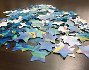 Eric Carle Blue Confetti - 500 pieces (Free shipping in the US)