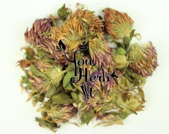 Red Clover Loose Whole Herb - Buy Any 2x50g Get 1x50g Free!