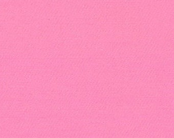 Fabric Finders bubblegum pink twill fabric
