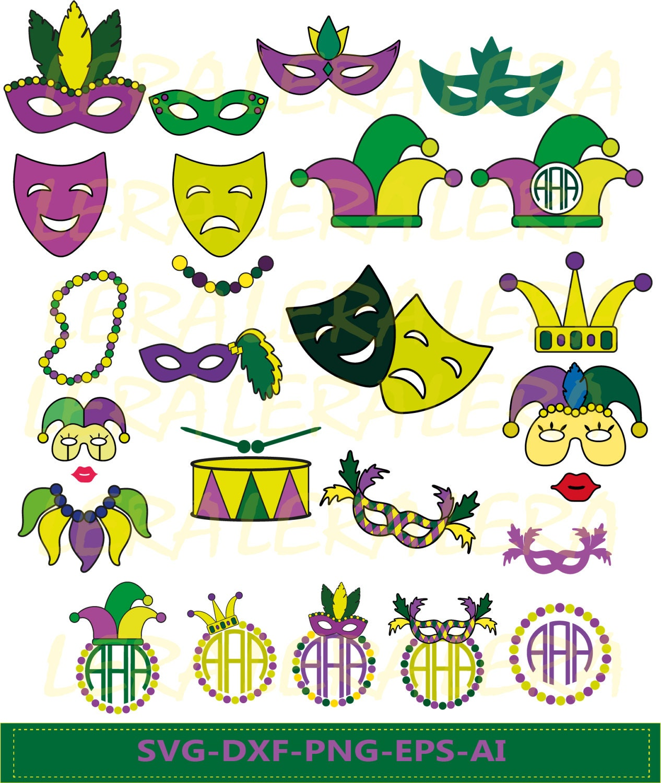60 % OFF Mardi Gras Svg Mardi Gras Clip Art Mardi Gras