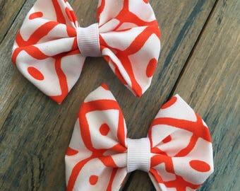 """3"""" mini hair bow set"""