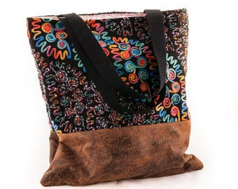 Hippie Tote, Shoulder Bag