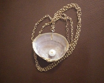 Personalised Shell Neckless