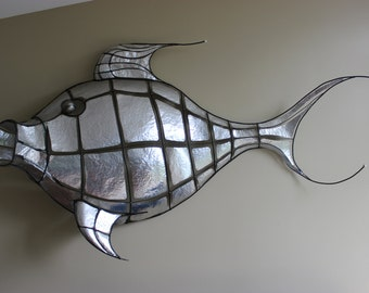 Fish Wall Scuplture