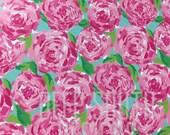 Roses HTV, 12 X 10, Pink Roses Heat Transfer Vinyl, Floral Heat Transfer, Fast Shipping, Tee Vinyl, Shirt Vinyl, Pink Roses HTV