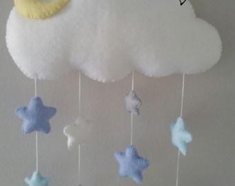 Star Cloud wall decor
