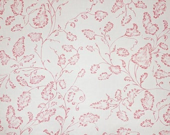 Lee Jofa Bickleigh Leaf Linen Fabric by the yard