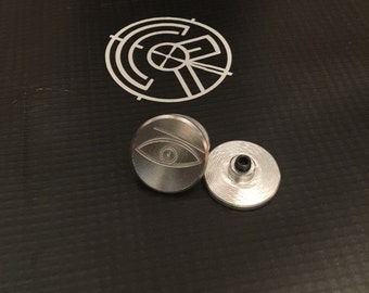 Bearing Shield Set Upgrade, Fidget Toy, Hand Spinner, EDC Spinner, Fidget  Spinner, Aluminum