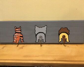 Animal Butts Hanger