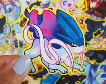 Suicune Sticker