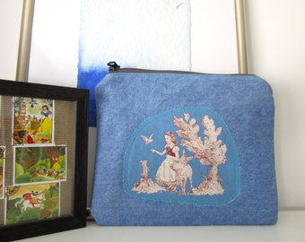 Sachet snow white and the seven dwarfs
