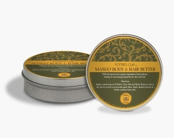 Mango Body & Hair Butter