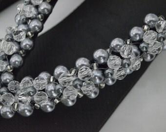 Havaianas Faux Silver Pearls Flip Flops // Havaianas Faux Cyrstals Flip Flops