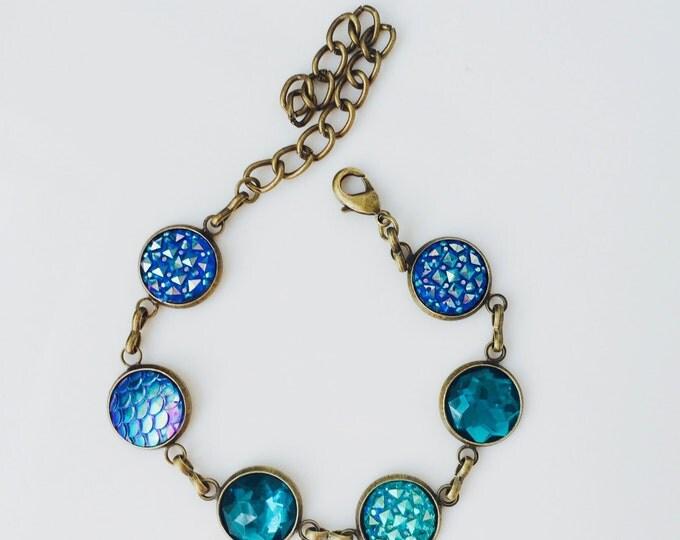 The 'Blueberry' Bracelet