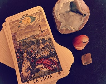 Tarot Card Reading: Love + Relationship Reflections