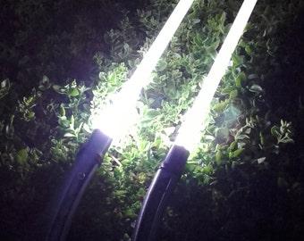 Ahsoka Tano Dual Lightsabers - With Sound & HD Detailing - Custom Light Saber
