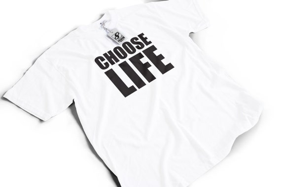 Choose Life George Michael T-Shirt