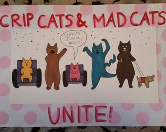 Crip Cats and Mad Cats Unite