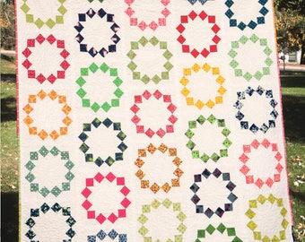 Diamond Bracelet Quilt Pattern