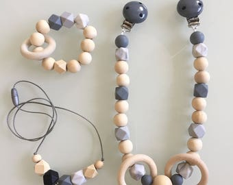 Baby set baby pram chain + Circlips and silent chain