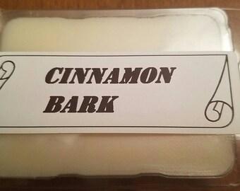 All Natural Cinnamon Bark Essential Oil Wax Melt